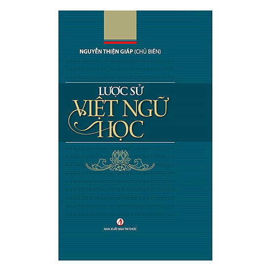 [Download sách] Lược Sử Việt Ngữ Học