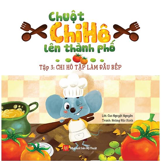 Chuột Chi Hô Lên Thành Phố (Tập 3)