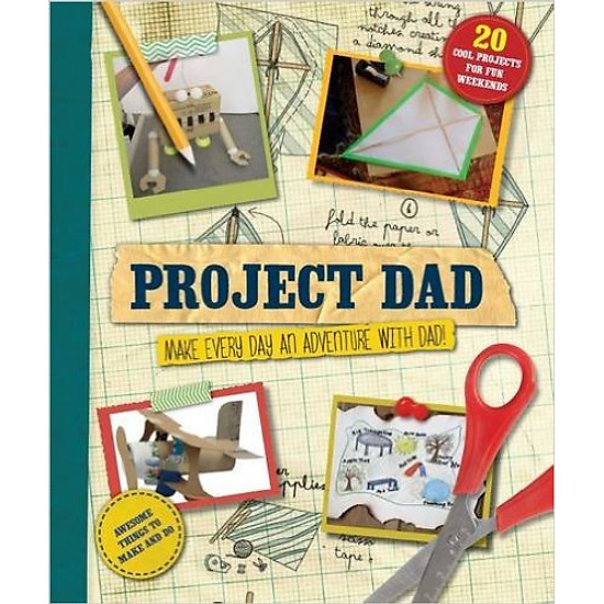 [Download sách] Project Dad Book (Unknown Binding)