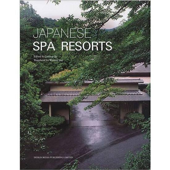 [Download Sách] Japanese Spa Resorts - Hardcover