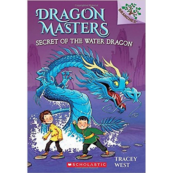 [Download Sách] Dragon Masters 3: Secret Of The Water Dragon (A Branches Book) - Paperback