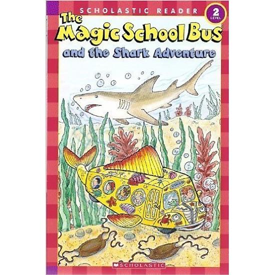 [Download Sách] Msb Science Reader: Shark Adventure - Paperback