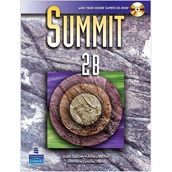 Summit 2B: Workbook & Super CD-Rom – Paperback