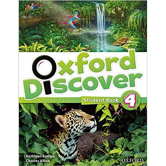 Oxford Discover 4: Student Book – Paperback