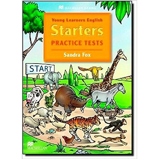 YLE Practice Tests Starters: Student Book with Audio CD
