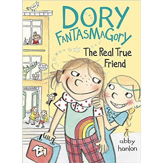 Dory And The Real True Friend - Hardcover