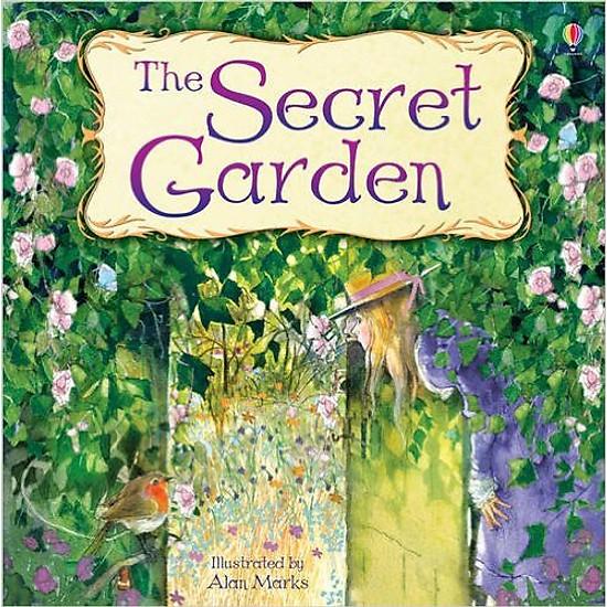 [Download Sách] The Secret Garden