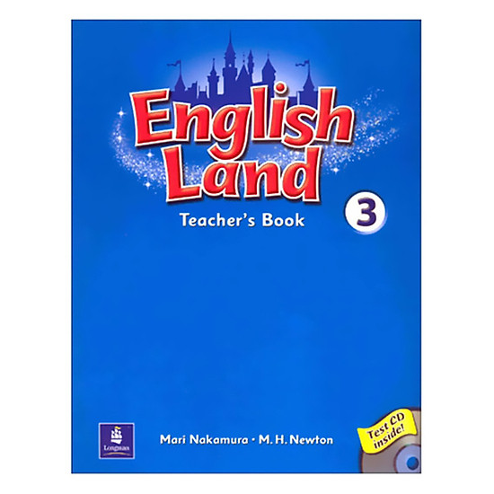 [Download Sách] English Land 3: Teacher Book