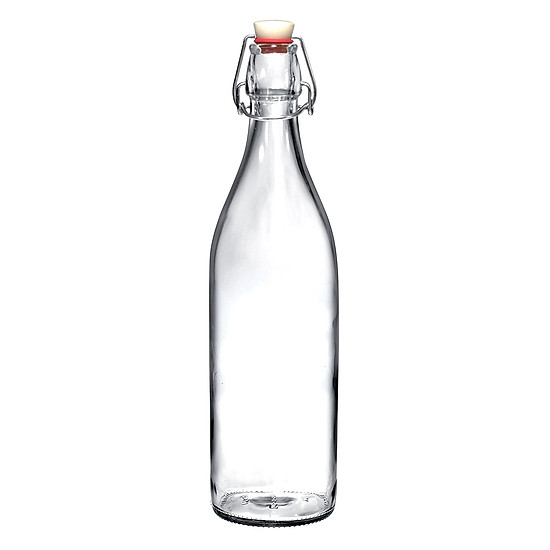 Chai Thủy Tinh Nắp Cài Kín Hơi Giara Bormioli Rocco – 0.5 Lít