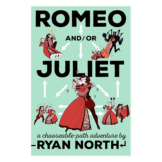 [Download Sách] Romeo And/Or Juliet