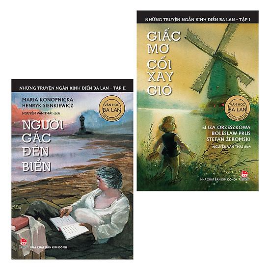[Download Sách] Combo Những Truyện Ngắn Kinh Điển Ba Lan (Trọn Bộ 2 Tập)