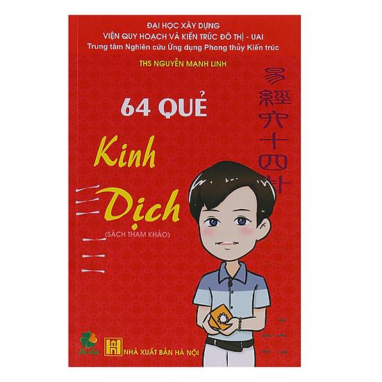 [Download Sách] 64 Quẻ Kinh Dịch