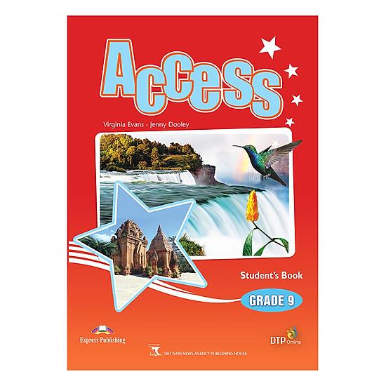 [Download Sách] Access Grade 9 Class CDs