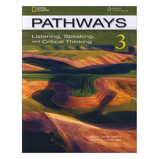 Pathways - Listening, Speaking 3B: Split With Online WorkBook