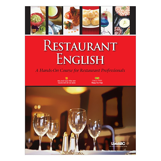Restaurant English - EBOOK/PDF/PRC/EPUB