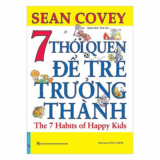 [Download Sách] 7 Thói Quen Để Trẻ Trưởng Thành (Tái Bản)