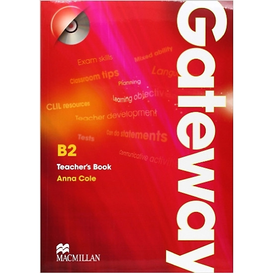 Gateway B2: Teacher Book With Test CD