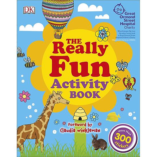 The Really Sunny Activity Book