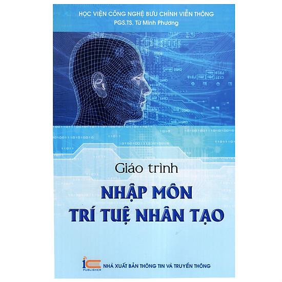 [Download sách] Giáo Trình Nhập Môn Trí Tuệ Nhân Tạo