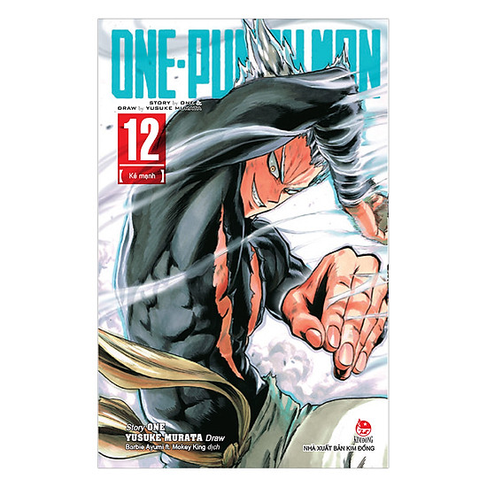 One Punch Man - Tập 12