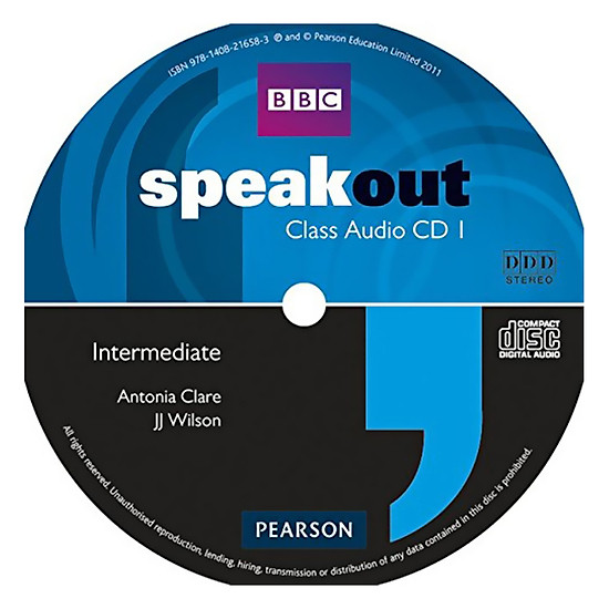 [Download sách] Speakout Intermediate - Class CD (x3)