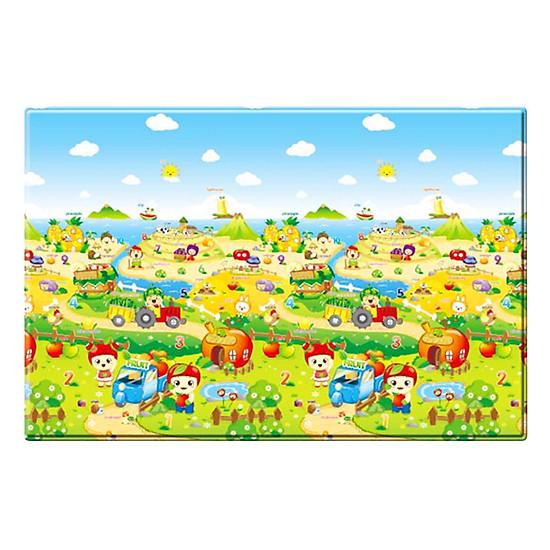 Thảm Chơi Nông Trại Trái Cây Fruit Farm Comflor - 1.85 x 1.25m ...