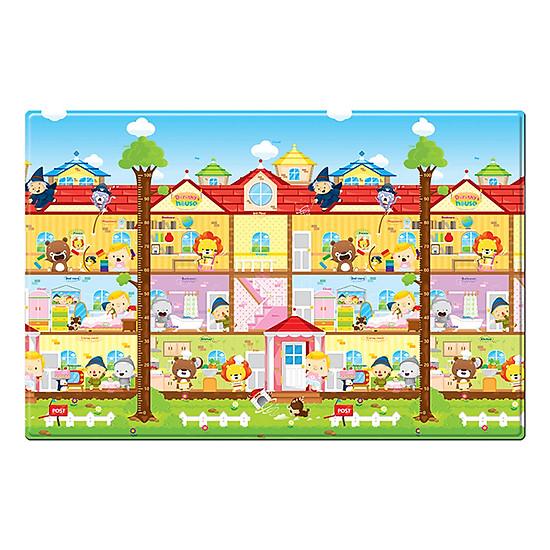 Thảm Chơi Ngôi Nhà Sôi Động Dorothy's House Comflor - 1.85 x 1.25m ...