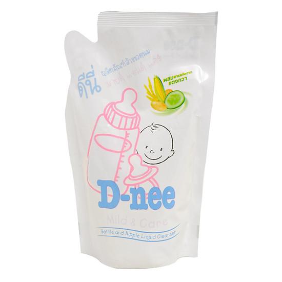 Nước Rửa Bình Sữa D-nee - Túi 600ml