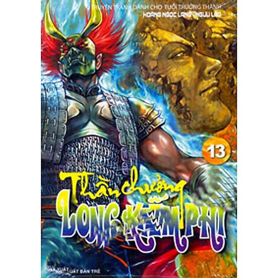 Thần Chưởng Long Kiếm Phi 13-14