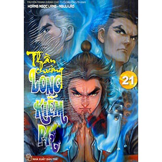 Thần Chưởng Long Kiếm Phi 21-22