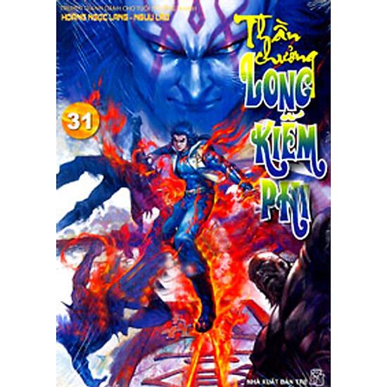 Thần Chưởng Long Kiếm Phi 31-32