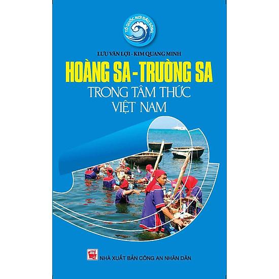 Tổ Quốc Nơi Đầu Sóng – Hoàng Sa – Trường Sa Trong Tâm Thức Việt Nam