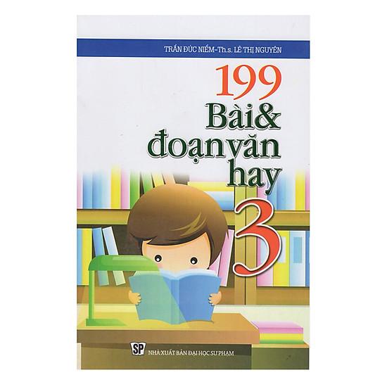 199 Bài Và Đoạn Văn Hay Lớp 3