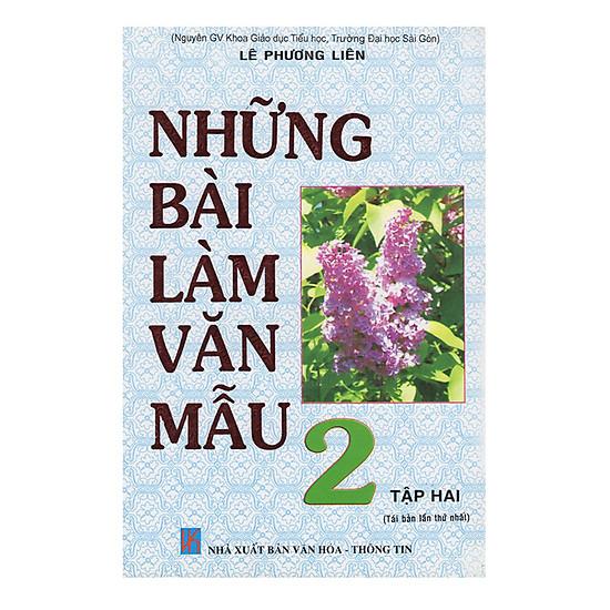 Download sách Những Bài Làm Văn Mẫu 2 - Tập 2 (Tái Bản)