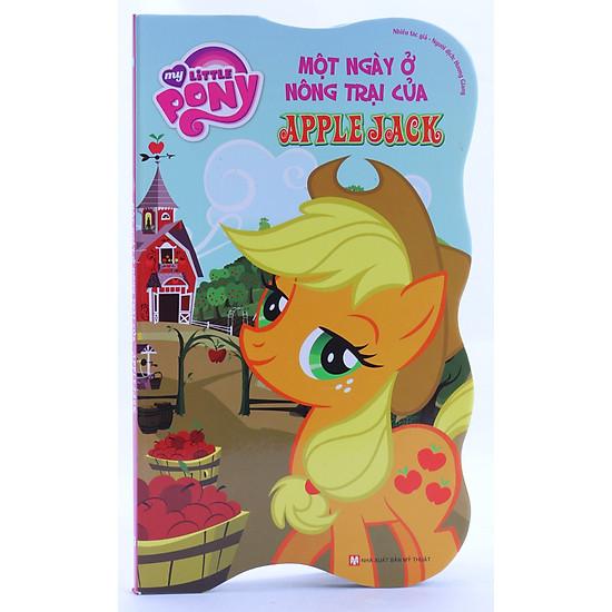 My Little Pony – Một Ngày Ở Nông Trại Của Apple Jack