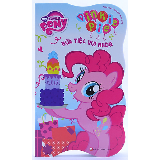 My Little Pony – Pinkie Pie Bữa Tiệc Vui Nhộn