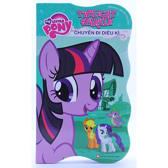 My Little Pony – Twilight Sparkle Chuyến Đi Diệu Kì