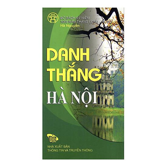 Danh Thắng Hà Nội - Hanoi Famous Landscapes (Bộ Sách Song Ngữ)