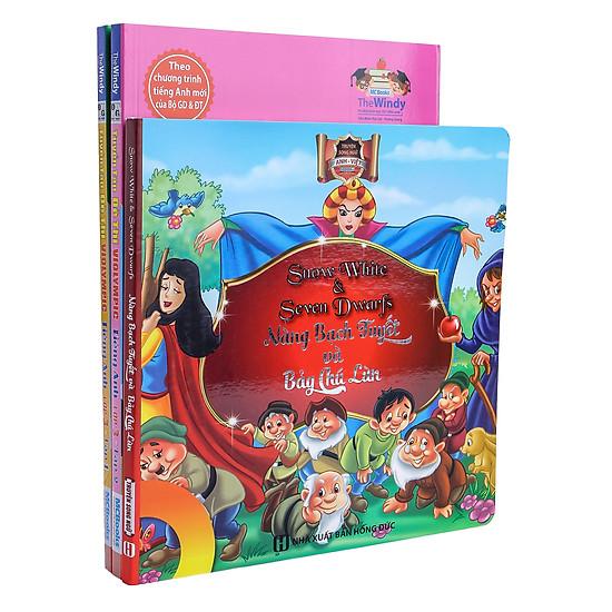 Combo Trọn Bộ Tuyển Tập Violympic Tiếng Anh Lớp 3 (Tặng Kèm Sách Truyện Song Ngữ Anh – Việt)
