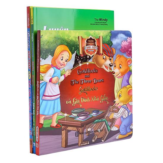 Combo Trọn Bộ 4 Kĩ Năng Nghe – Nói – Đọc – Viết Tiếng Anh Và Tổng Hợp Ngữ Pháp Và Bài Tập Tiếng Anh Lớp 6  (Tặng Kèm Sách Truyện Song Ngữ Anh – Việt)