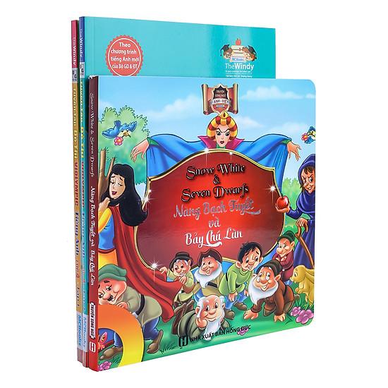 Combo Trọn Bộ Tuyển Tập Violympic Tiếng Anh Lớp 4 (Tặng Kèm Sách Truyện Song Ngữ Anh – Việt)