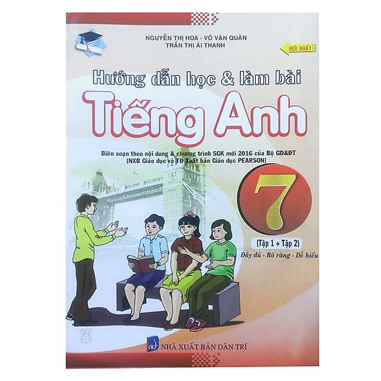 Hướng Dẫn Học Và Làm Bài Bài Tập Tiếng Anh Lớp 7