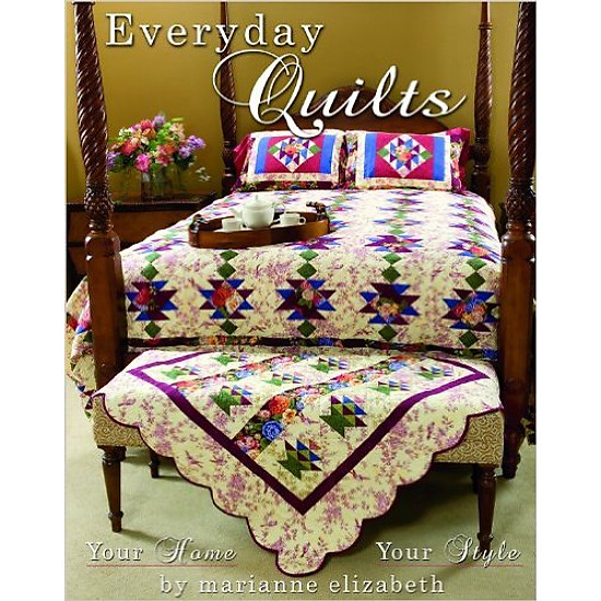 Hình ảnh download sách Everyday Quilts