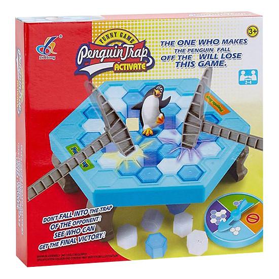Bẫy Chim Cánh Cụt Penguin Trap