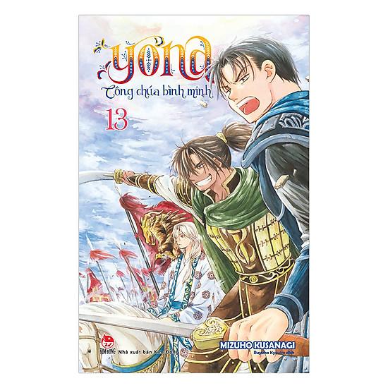 Yona - Công Chúa Bình Minh (Tập 13)