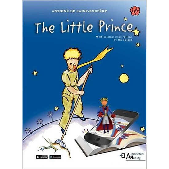 [Download sách] The Little Prince (Hardcover)