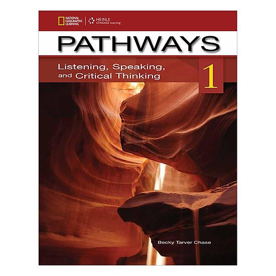 Pathways - Listening, Speaking 1B: Split With Online Workbook