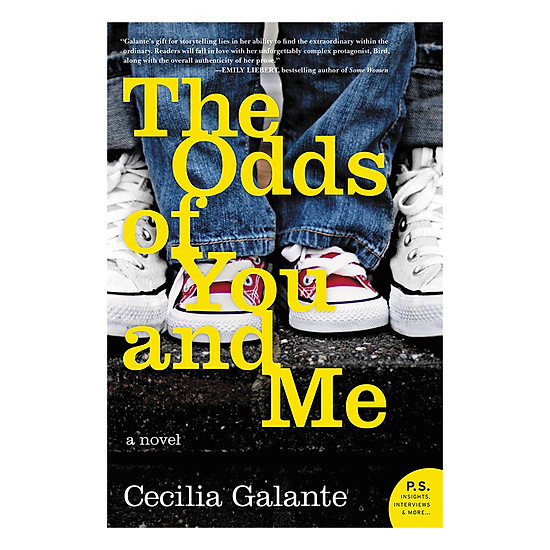 [Download sách] The Odds Of You And Me (A Novel)