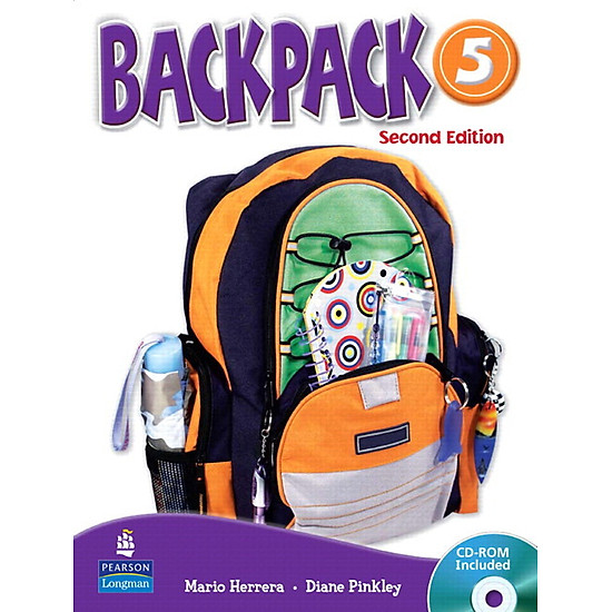 Backpack 5 With CD-ROM (Second Edition)