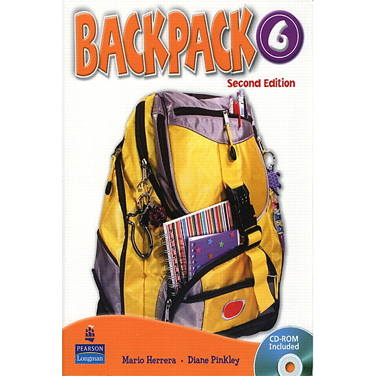 Backpack 6 With CD-ROM (Second Edition)